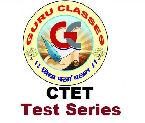 CTET Online Test Series by Guru Classes