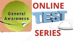 General Awareness Test Series for SSC, Group D, MPPEB